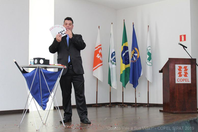 Palestrante Paraná