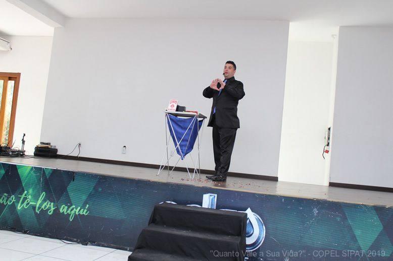 Palestrante Santa Catarina