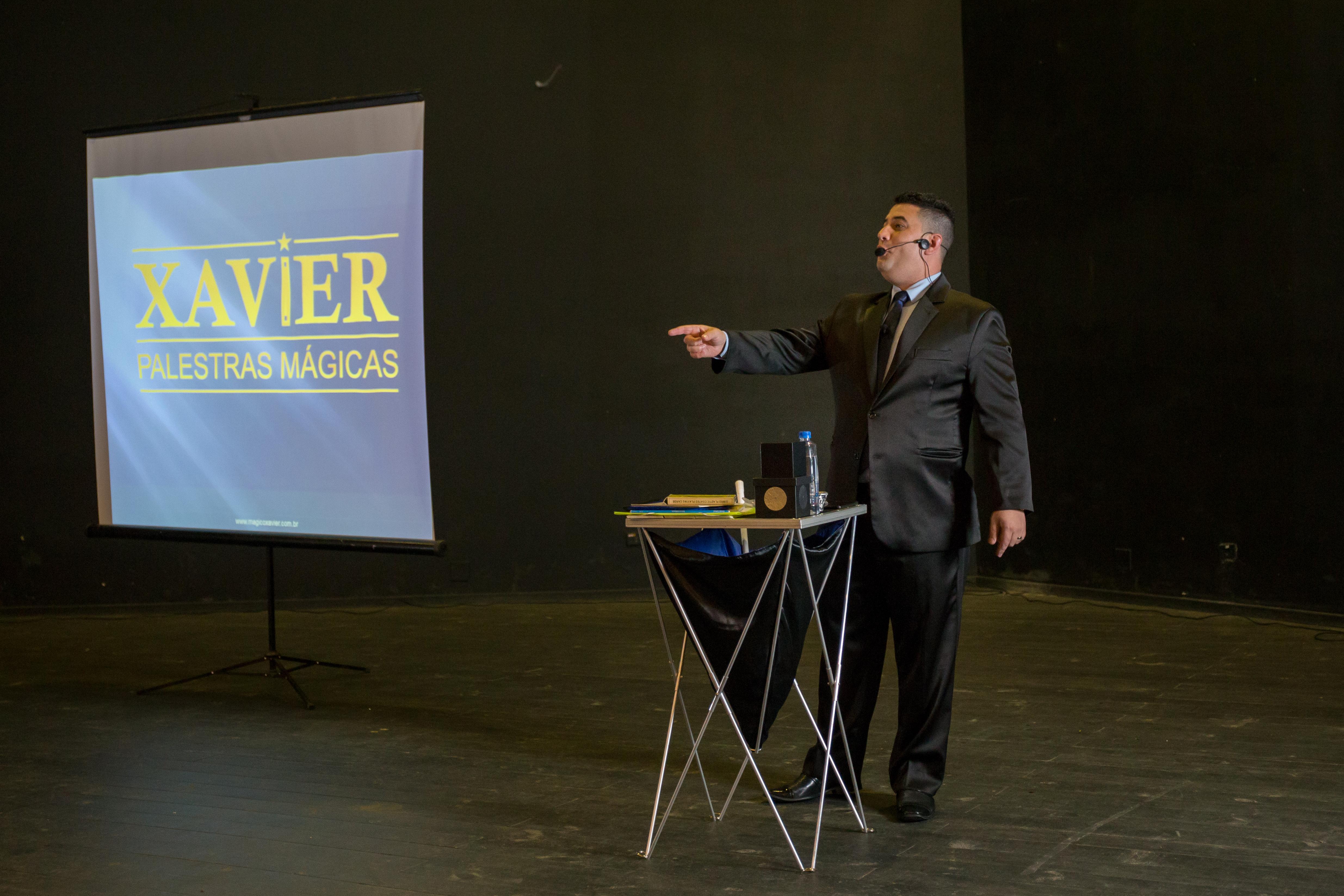 Palestra Motivacional Para Empresas Palestrante Xavier